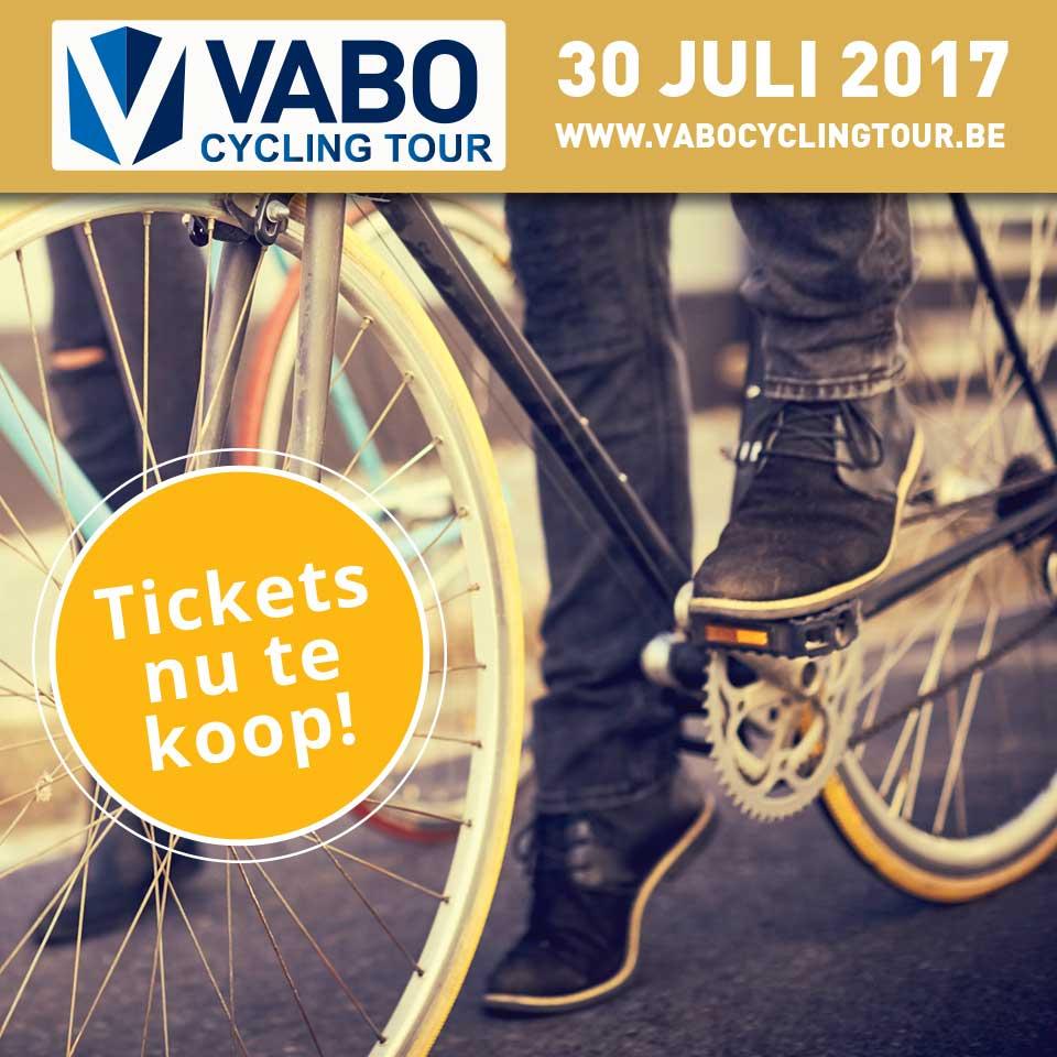 Web cycling tour promotie - tickets nu te koop